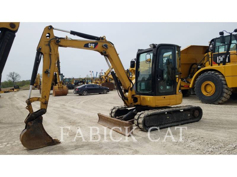 CATERPILLAR TRACK EXCAVATORS 304C CR equipment  photo 4