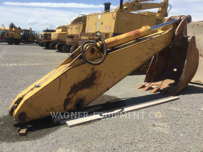 CATERPILLAR TRACK EXCAVATORS 245BII equipment  photo 6