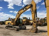 CATERPILLAR TRACK EXCAVATORS 330D L TCP equipment  photo 11