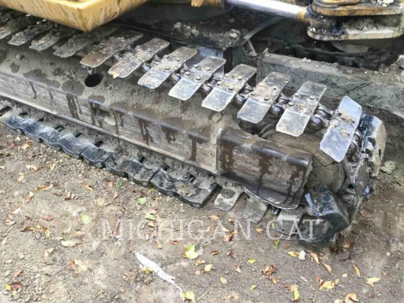 CATERPILLAR TRACK EXCAVATORS 307C equipment  photo 19