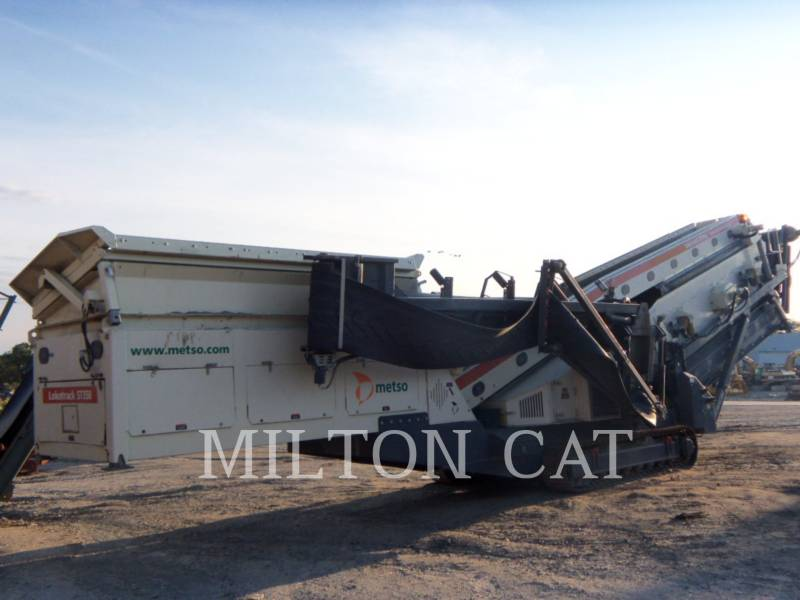 METSO CRIBAS ST358 equipment  photo 7