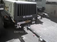 SULLAIR AIR COMPRESSOR DPQ185CA equipment  photo 3