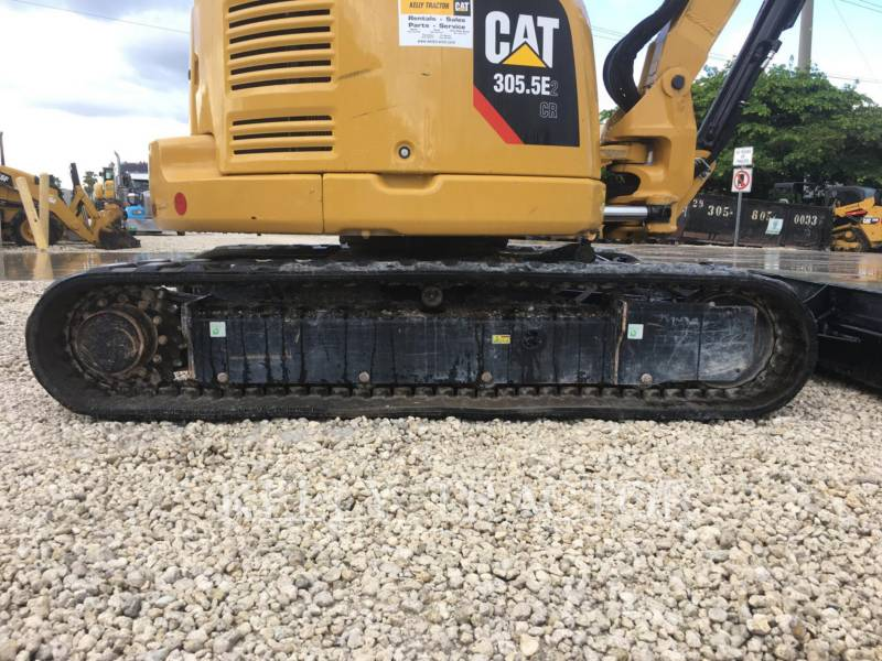 CATERPILLAR トラック油圧ショベル 305.5E2CR equipment  photo 9