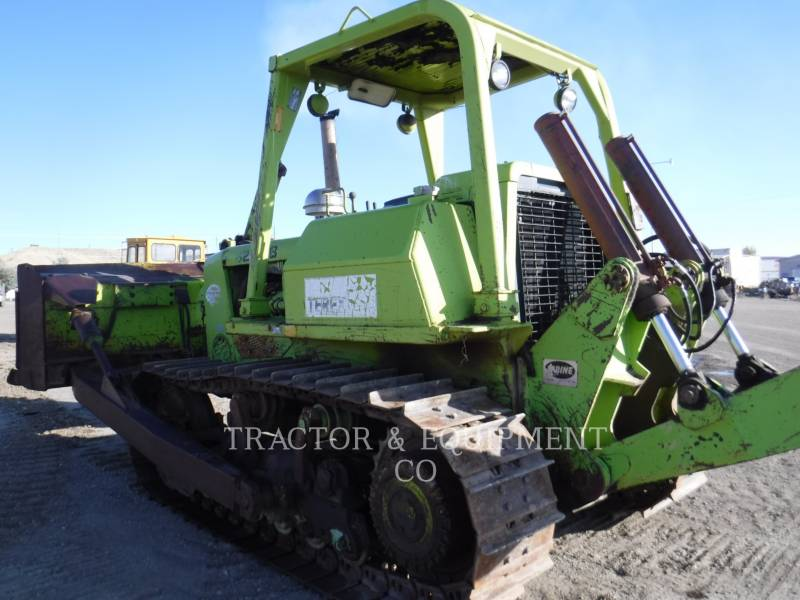 TEREX CORPORATION TRACTEURS SUR CHAINES 82-20B equipment  photo 4
