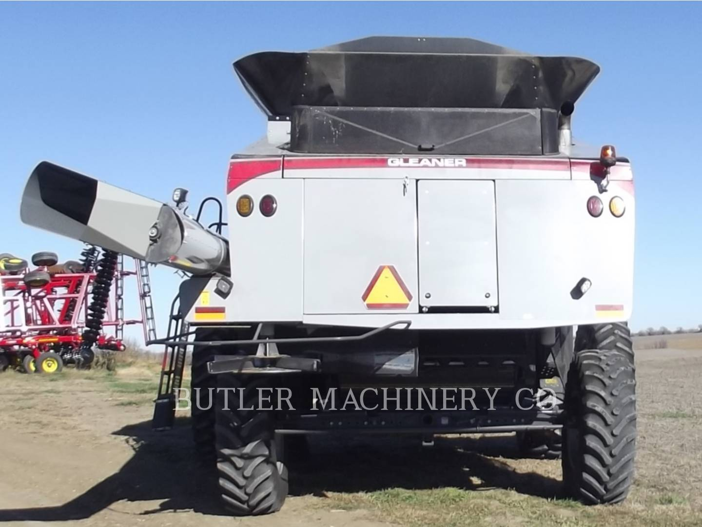 Detail photo of 2013 Gleaner S67 from Construction Equipment Guide