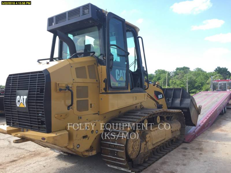 CATERPILLAR CARREGADEIRA DE ESTEIRAS 963K equipment  photo 2