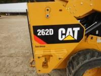CATERPILLAR SKID STEER LOADERS 262 D equipment  photo 18