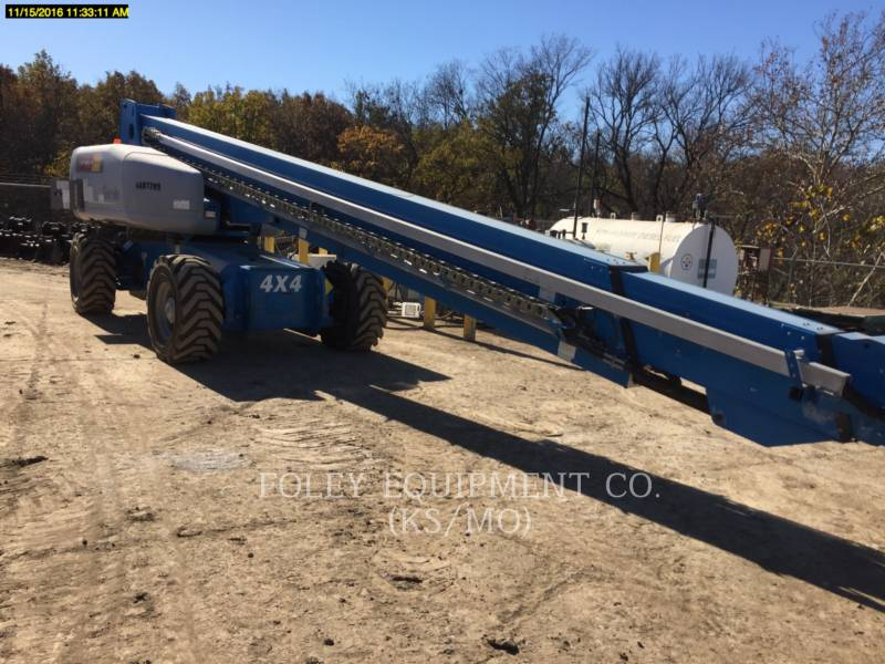 GENIE INDUSTRIES LIFT - BOOM S-125W equipment  photo 1