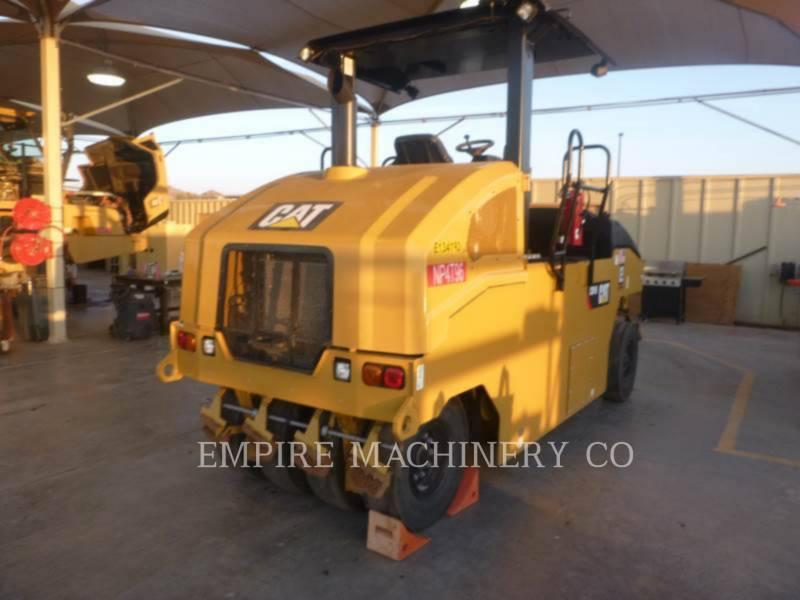 CATERPILLAR 空気式タイヤ・コンパクタ CW16 equipment  photo 2