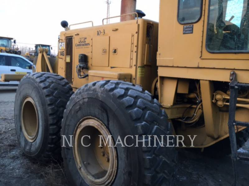 CATERPILLAR NIVELEUSES 14G equipment  photo 4