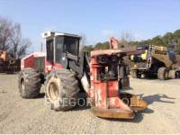 Equipment photo HYDRO-AX 2570 FORESTRY - FELLER BUNCHERS - WHEEL 1