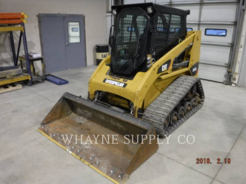 CATERPILLAR DELTALADER 247B3 equipment  photo 1