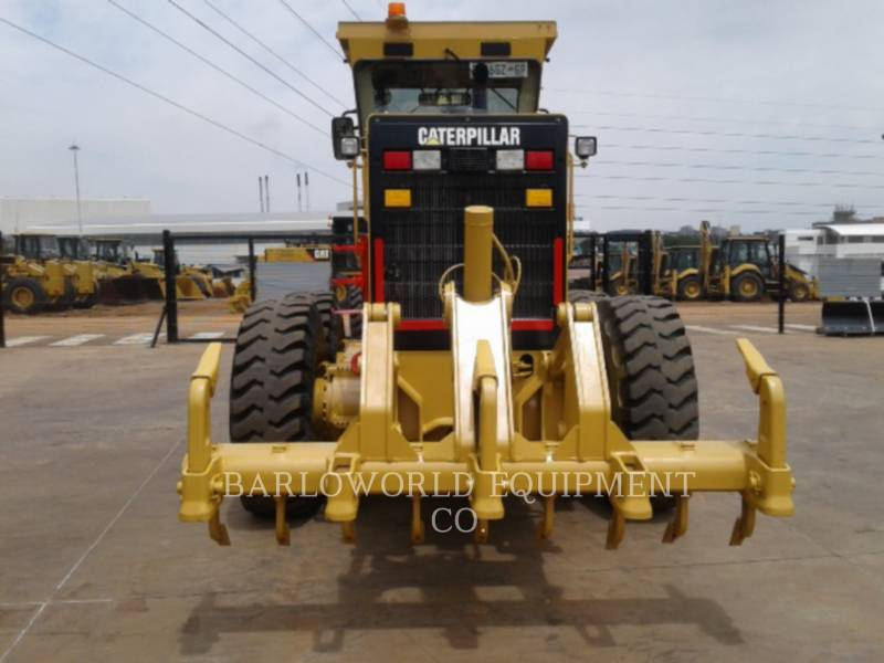 CATERPILLAR NIVELEUSES 140K equipment  photo 7