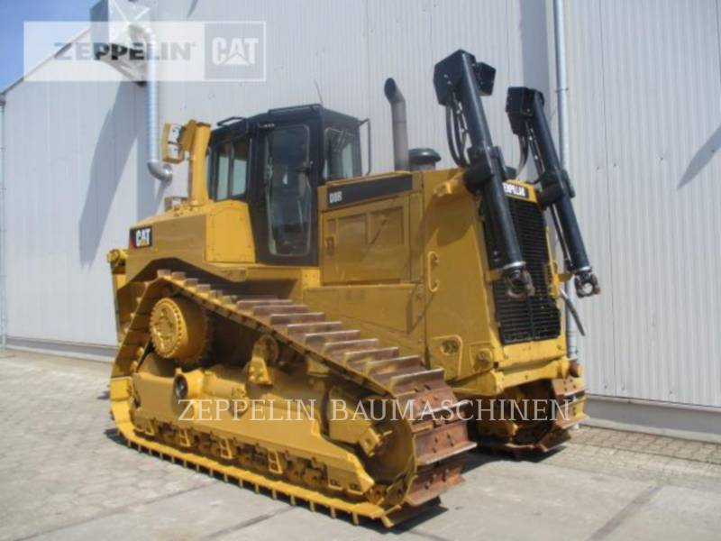 CATERPILLAR TRACTORES DE CADENAS D8R equipment  photo 3