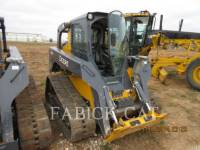 DEERE & CO. MULTI TERRAIN LOADERS 329E equipment  photo 1