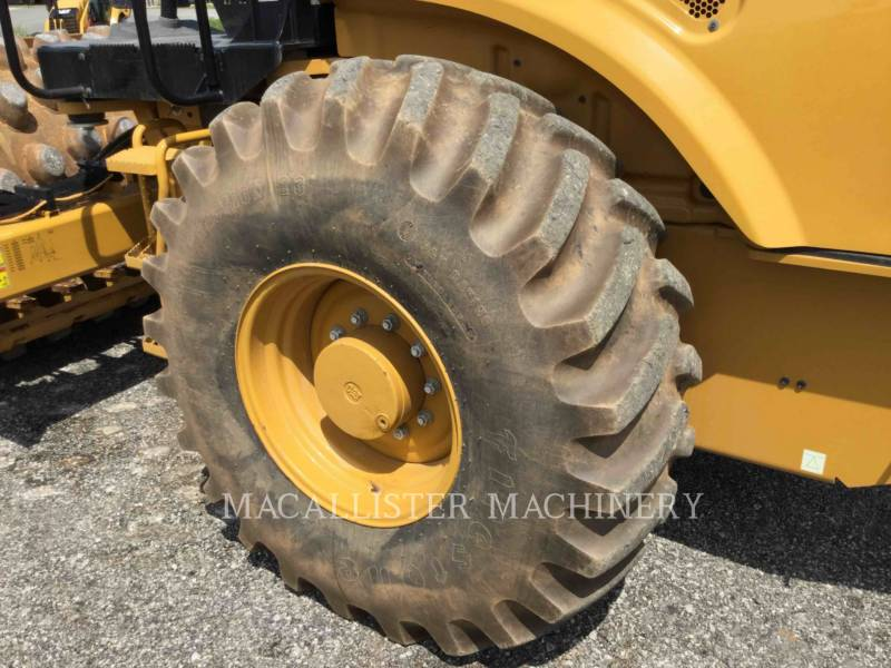 CATERPILLAR COMPATTATORE A SINGOLO TAMBURO VIBRANTE TASSELLATO CP56B equipment  photo 12