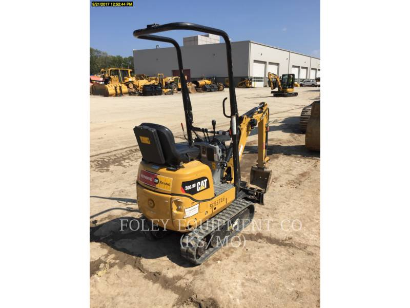 CATERPILLAR TRACK EXCAVATORS 300.9DSO equipment  photo 4