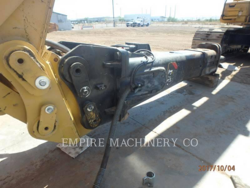 CATERPILLAR WT - ハンマー H160DS equipment  photo 1