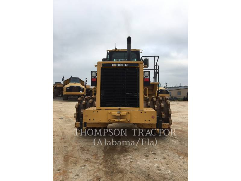 CATERPILLAR COMPACTORS 815FII equipment  photo 6