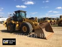 CATERPILLAR CHARGEURS SUR PNEUS MINES 966M equipment  photo 1