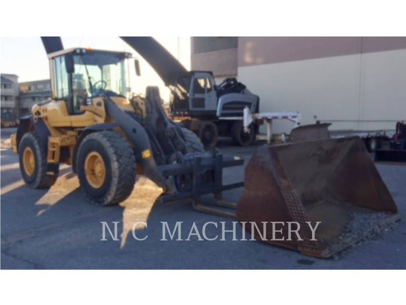 VOLVO CONSTRUCTION EQUIPMENT WHEEL LOADERS/INTEGRATED TOOLCARRIERS L90 equipment  photo 1