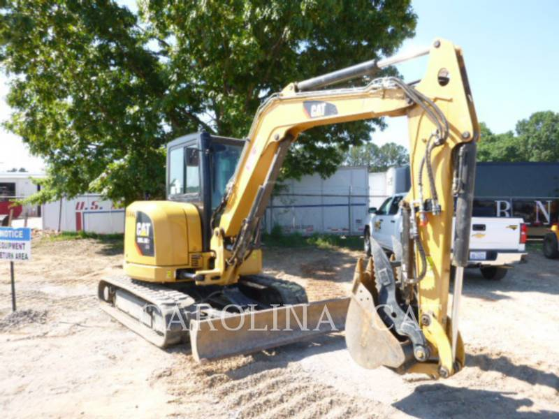 CATERPILLAR TRACK EXCAVATORS 305.5E2CBT equipment  photo 2