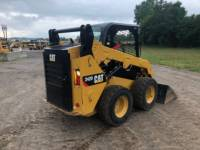 CATERPILLAR PALE COMPATTE SKID STEER 242 D equipment  photo 10