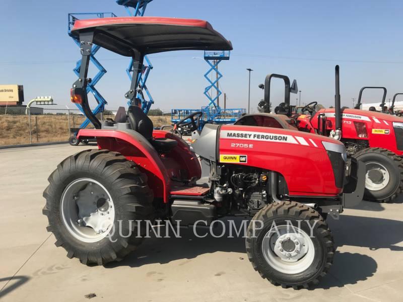 MASSEY FERGUSON TRATTORI AGRICOLI 2705EH equipment  photo 1