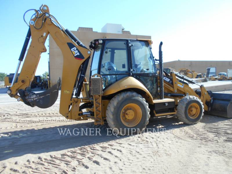 CATERPILLAR バックホーローダ 430F IT4WE equipment  photo 3