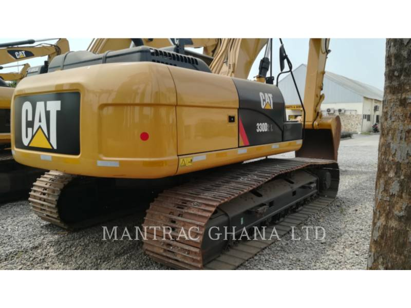 CATERPILLAR TRACK EXCAVATORS 330 D2 L equipment  photo 2