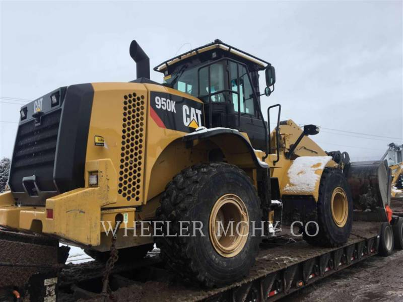 CATERPILLAR WHEEL LOADERS/INTEGRATED TOOLCARRIERS 950K QC equipment  photo 4