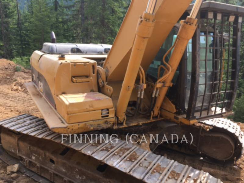 CATERPILLAR KETTEN-HYDRAULIKBAGGER 330CL equipment  photo 2