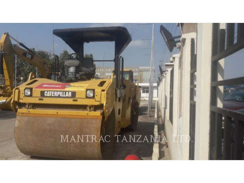CATERPILLAR WT - COMPACTOR CB-534D equipment  photo 4