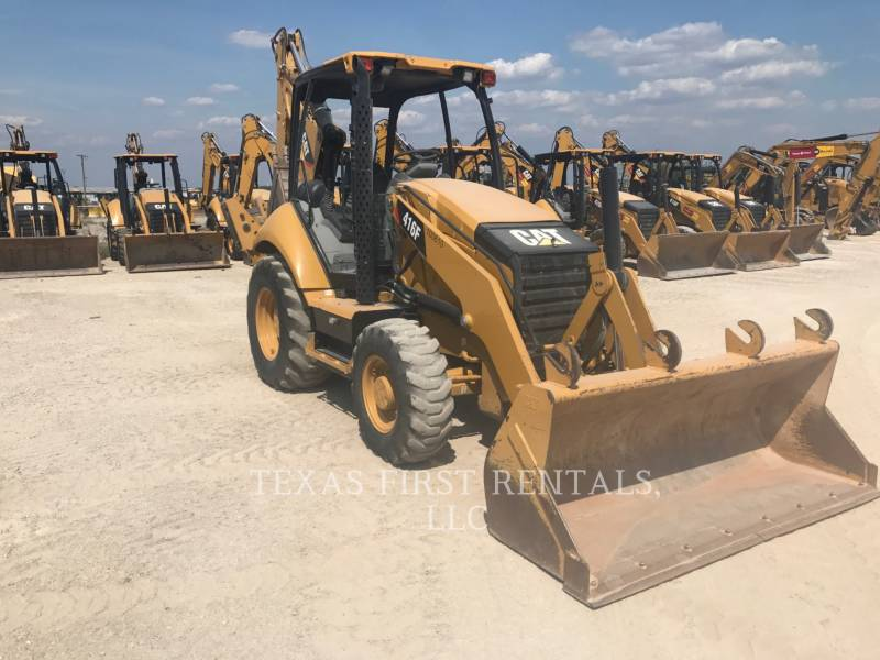 Caterpillar BULDOEXCAVATOARE 416 F equipment  photo 3