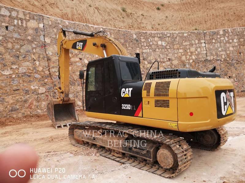 CATERPILLAR KETTEN-HYDRAULIKBAGGER 323D2L equipment  photo 1