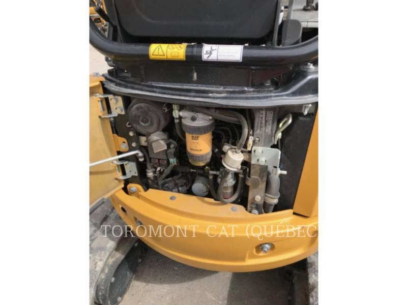 CATERPILLAR 履带式挖掘机 301.7D CR equipment  photo 11