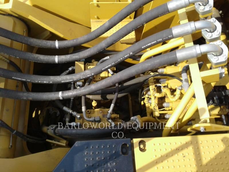 CATERPILLAR PELLE MINIERE EN BUTTE 374F equipment  photo 10