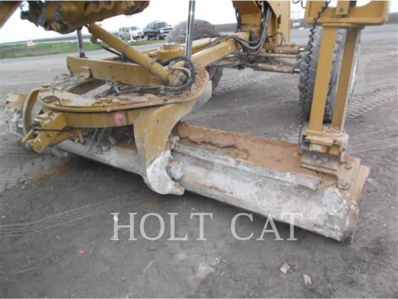 CATERPILLAR MOTONIVELADORAS 140M2 equipment  photo 13