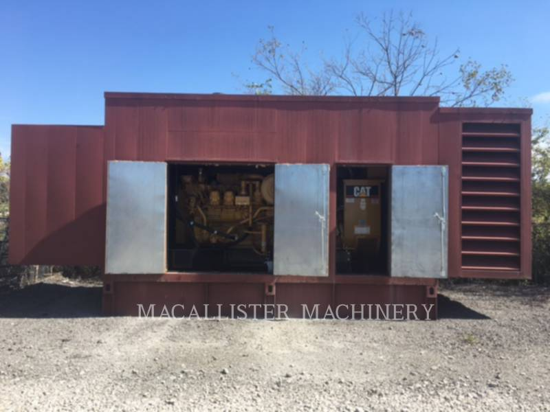 CATERPILLAR STATIONARY GENERATOR SETS 3508B equipment  photo 1