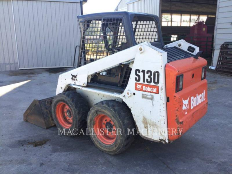 BOBCAT KOMPAKTLADER S130 equipment  photo 3