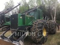 JOHN DEERE FORESTRY - SKIDDER 848H equipment  photo 4
