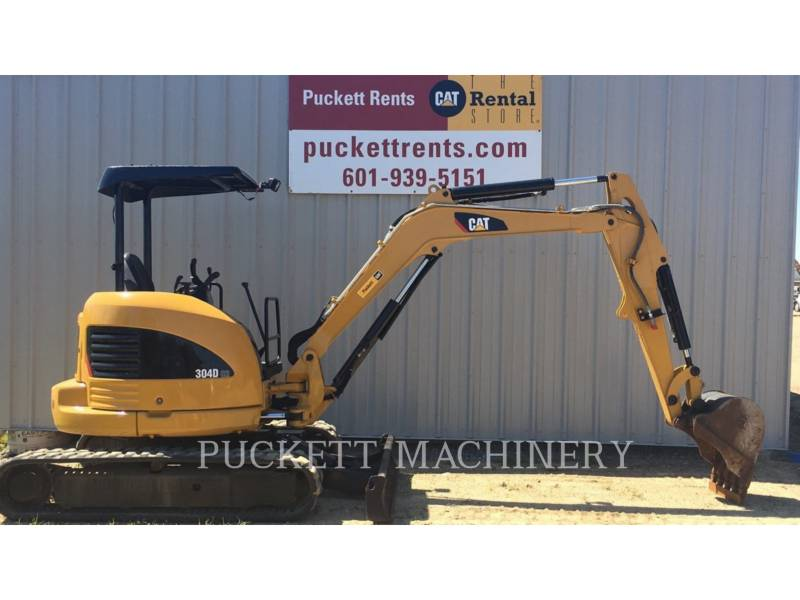 CATERPILLAR ESCAVATORI CINGOLATI 304DCR equipment  photo 5