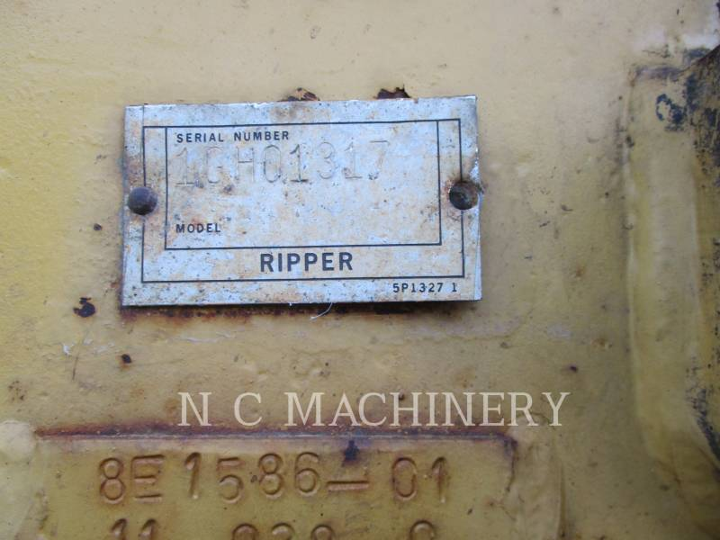 CATERPILLAR TRACK TYPE TRACTORS D8N equipment  photo 7
