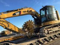 CATERPILLAR KETTEN-HYDRAULIKBAGGER 314E L equipment  photo 1