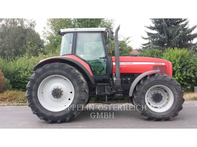 MASSEY FERGUSON AG TRACTORS MF 8250-4 equipment  photo 2