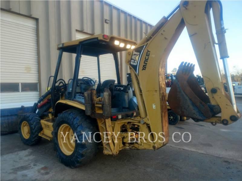 CATERPILLAR バックホーローダ 420D IT4X equipment  photo 4