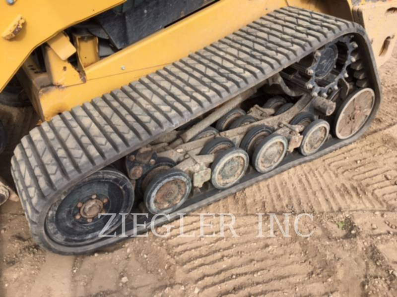 CATERPILLAR CARGADORES MULTITERRENO 297CHF equipment  photo 8