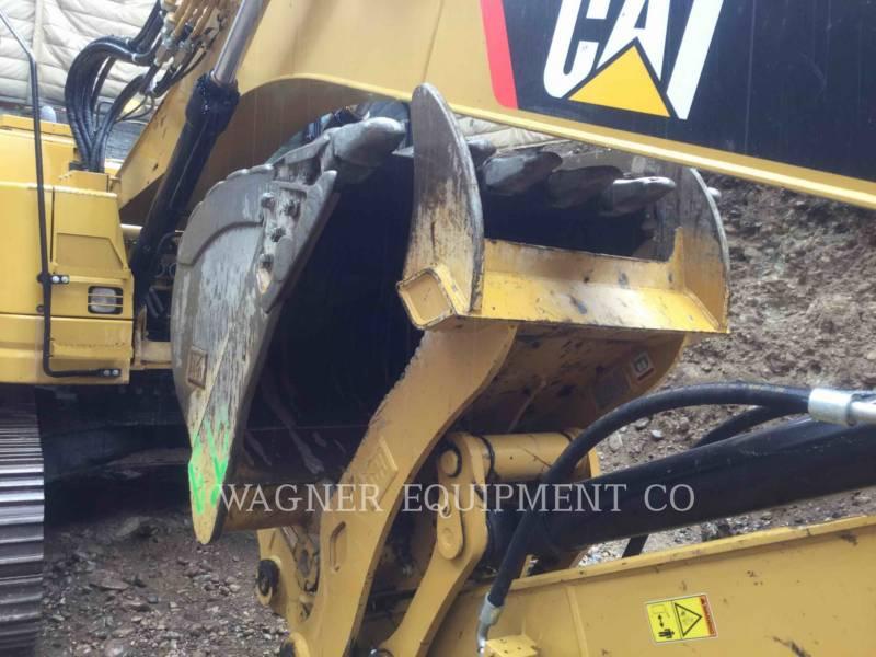 CATERPILLAR EXCAVADORAS DE CADENAS 321DL TCIR equipment  photo 7