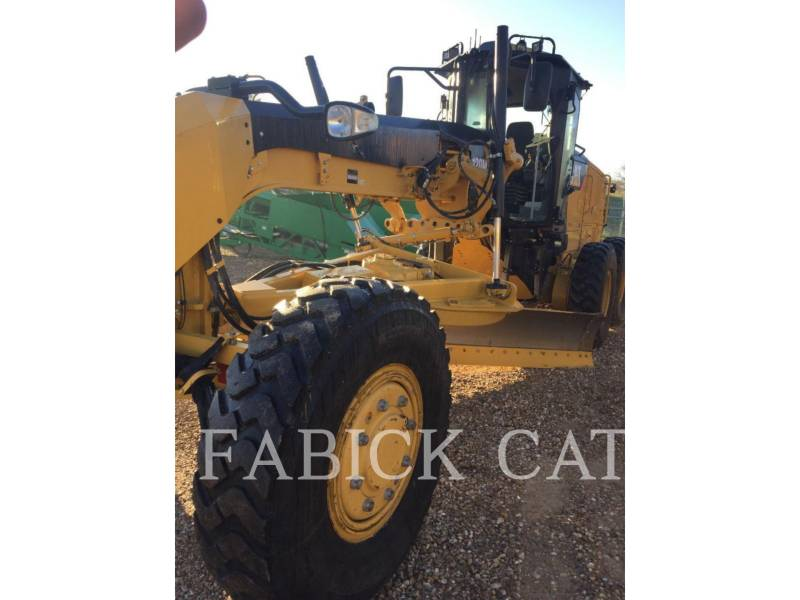 CATERPILLAR NIVELEUSES 120M2 AWD equipment  photo 1