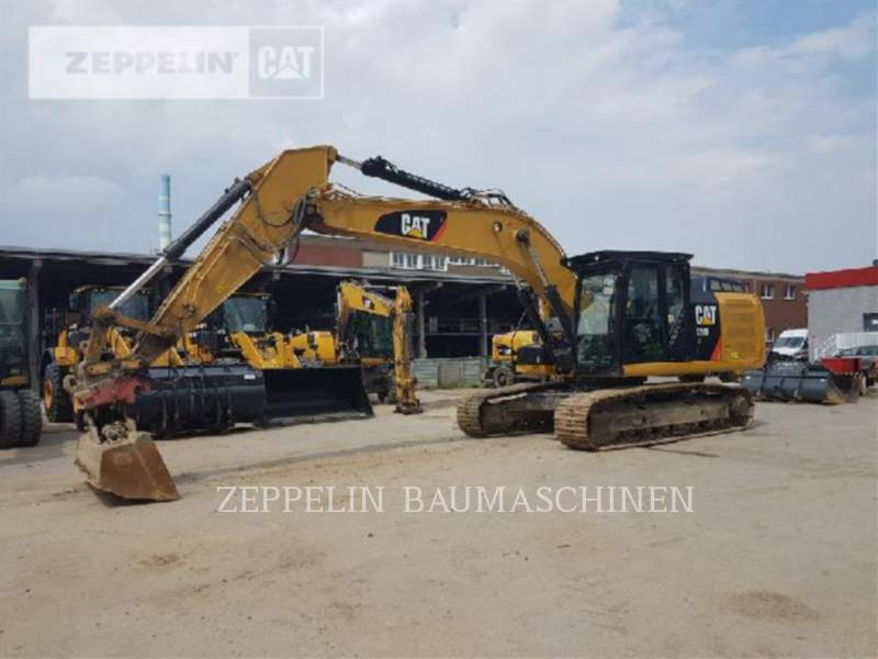 CATERPILLAR EXCAVADORAS DE CADENAS 324ELN equipment  photo 1
